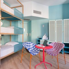 Отель Hôtel OZZ By Happyculture комната для гостей фото 4