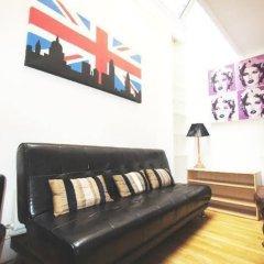 Отель Covent Garden Guesthouse комната для гостей фото 5