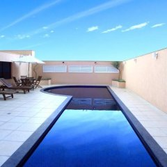 Отель Comfort Inn & Suites Ribeirão Preto Бразилия, Рибейран-Прету - отзывы, цены и фото номеров - забронировать отель Comfort Inn & Suites Ribeirão Preto онлайн бассейн
