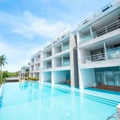 Отель VIlla Thawthisa бассейн фото 2