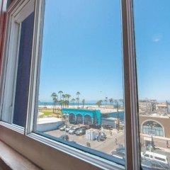 Отель Samesun Venice Beach Лос-Анджелес комната для гостей