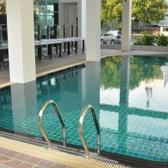 Отель Demeter Residence Suites Bangkok Бангкок бассейн фото 3