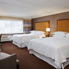 Отель Sheraton at the Falls США, Ниагара-Фолс - отзывы, цены и фото номеров - забронировать отель Sheraton at the Falls онлайн комната для гостей фото 3