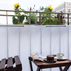 Отель WE Apartments Польша, Варшава - отзывы, цены и фото номеров - забронировать отель WE Apartments онлайн балкон