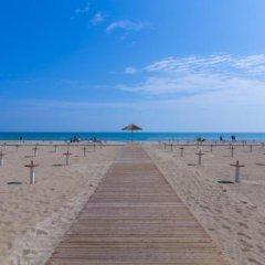 Отель Executive La Fiorita Римини пляж фото 2