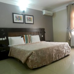 Casa Rerri Boutique Hotel Asokoro комната для гостей