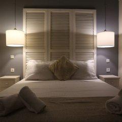 Отель Magdalena Греция, Пефкохори - отзывы, цены и фото номеров - забронировать отель Magdalena онлайн комната для гостей фото 3