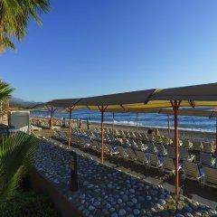 Отель Armas Gul Beach - All Inclusive пляж