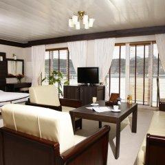 Отель Баккара Киев комната для гостей фото 3
