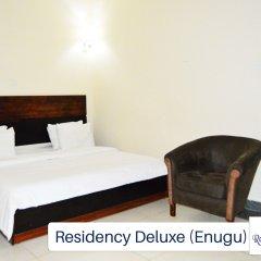 Residency Hotel Enugu Энугу комната для гостей