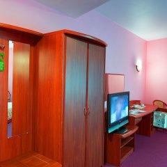 Отель Дивс Екатеринбург удобства в номере