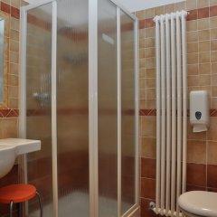 Отель Trattoria Mingaren Albergo Бертиноро ванная фото 2