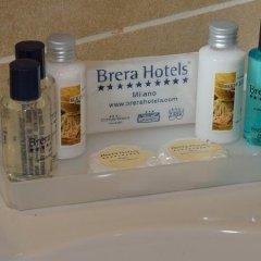 Отель Carlyle Brera Милан ванная
