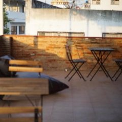 Krit Hostel Бангкок в номере фото 2