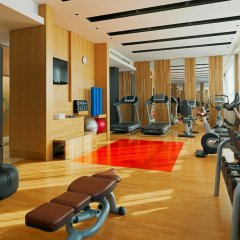 Гостиница Шератон Палас Москва фитнесс-зал фото 3