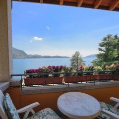 Hotel Residence Zust Вербания балкон