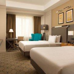 Гостиница DoubleTree by Hilton Kazan City Center 4* Стандартный номер с двумя двуспальными кроватями