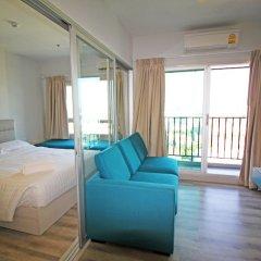 Отель Centric Sea By Pattaya Sunny Rentals Паттайя комната для гостей фото 4