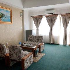 Отель Cap Saint Jacques удобства в номере