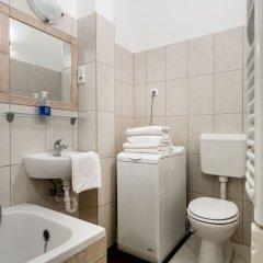 Апартаменты Kecskemeti 5 Apartment Будапешт ванная
