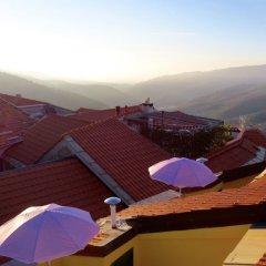 Отель Borgata Castello Кьюзанико балкон