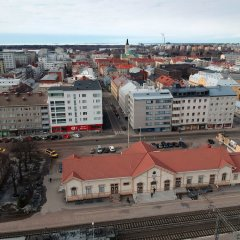 Апартаменты Oulu Hotelli Apartments Lite