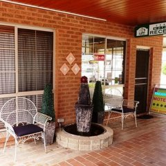 Отель Central Yarrawonga Motor Inn спа