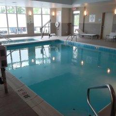 Holiday Inn Express Hotel & Suites Columbus - Easton Колумбус бассейн
