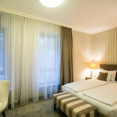 Отель Ambra Hotel Венгрия, Будапешт - 4 отзыва об отеле, цены и фото номеров - забронировать отель Ambra Hotel онлайн комната для гостей фото 3