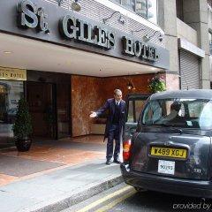 St Giles London - A St Giles Hotel городской автобус