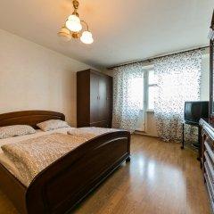 Апартаменты ApartLux Varshavskaya Москва комната для гостей фото 4