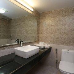 Отель Moonlight Непал, Катманду - отзывы, цены и фото номеров - забронировать отель Moonlight онлайн ванная фото 2