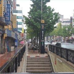 Отель Lodging House Korea балкон