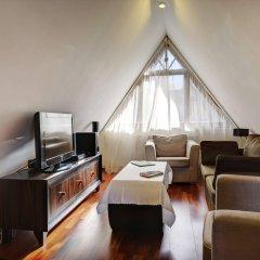 Отель RentPlanet Spiacy Rycerz комната для гостей