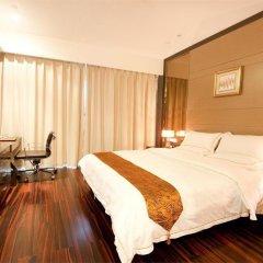 Отель Yishang Baoli Shimao International Apartment Китай, Гуанчжоу - отзывы, цены и фото номеров - забронировать отель Yishang Baoli Shimao International Apartment онлайн комната для гостей фото 4