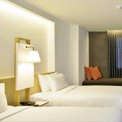 Отель Trinity Silom Hotel Таиланд, Бангкок - 2 отзыва об отеле, цены и фото номеров - забронировать отель Trinity Silom Hotel онлайн комната для гостей