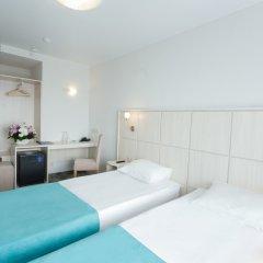 Гостиница Охтинская комната для гостей фото 7