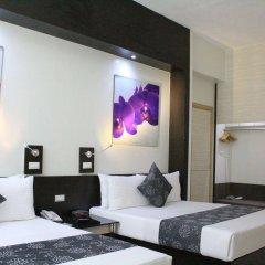 Отель Executive Plaza Hotel Филиппины, Манила - отзывы, цены и фото номеров - забронировать отель Executive Plaza Hotel онлайн комната для гостей фото 5