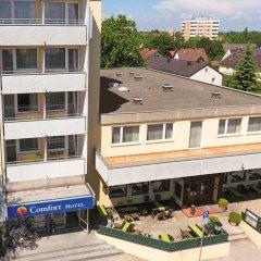Отель Comfort Hotel Am Medienpark Германия, Унтерфёринг - отзывы, цены и фото номеров - забронировать отель Comfort Hotel Am Medienpark онлайн пляж