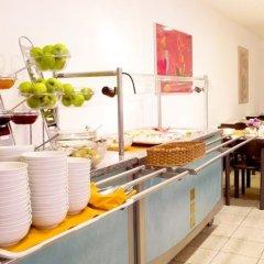 Отель Studentenhotel Hubertusallee питание
