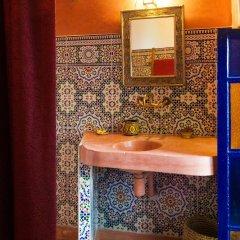 Отель Riad Tiziri Марокко, Марракеш - отзывы, цены и фото номеров - забронировать отель Riad Tiziri онлайн ванная фото 2