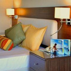Отель Queen's Park Turkiz Kemer - All Inclusive комната для гостей фото 4
