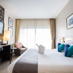 Отель Deevana Plaza Phuket 4* Номер Делюкс с различными типами кроватей