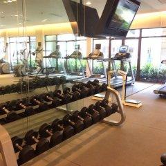 Отель Le Meridien Xiamen Китай, Сямынь - отзывы, цены и фото номеров - забронировать отель Le Meridien Xiamen онлайн фитнесс-зал фото 3