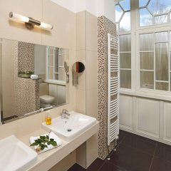 Hotel Smetana-Vyšehrad ванная