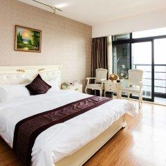 Отель Nomo Times International YOU Apartment Китай, Гуанчжоу - отзывы, цены и фото номеров - забронировать отель Nomo Times International YOU Apartment онлайн комната для гостей фото 2