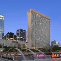 Отель Sheraton Centre Toronto Hotel Канада, Торонто - отзывы, цены и фото номеров - забронировать отель Sheraton Centre Toronto Hotel онлайн парковка