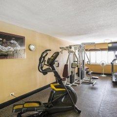 Отель Quality Inn & Suites Denver Stapleton фитнесс-зал фото 2