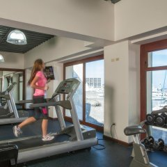 Отель Tesoro Los Cabos Золотая зона Марина фитнесс-зал