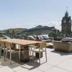 Отель The Edinburgh Grand Эдинбург бассейн фото 2